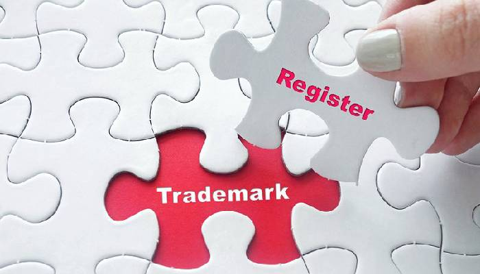 Image That Represents The Trademark Registration Concept.